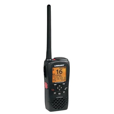 Морская портативная радиостанция Lowrance Link-2 VHF/GPS