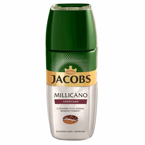 Кофе JACOBS MONARCH Millicano Americano 95 г ст/б РОССИЯ