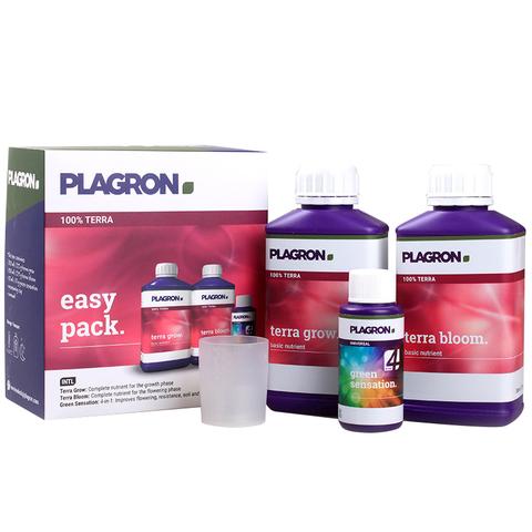 Набор удобрений Plagron Easy Pack 100% Terra
