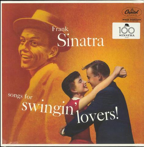 Frank Sinatra – Songs For Swingin' Lovers