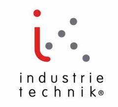 Датчик температуры Industrie Technik SE-NI1000-02