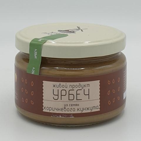Урбеч из семян коричневого кунжута ЖИВОЙ ПРОДУКТ, 225 гр