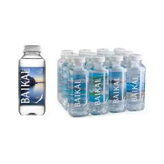 Вода питьевая Байкальская глубинная Baikal 430 негазированная 0.45 л (12 штук в упаковке)