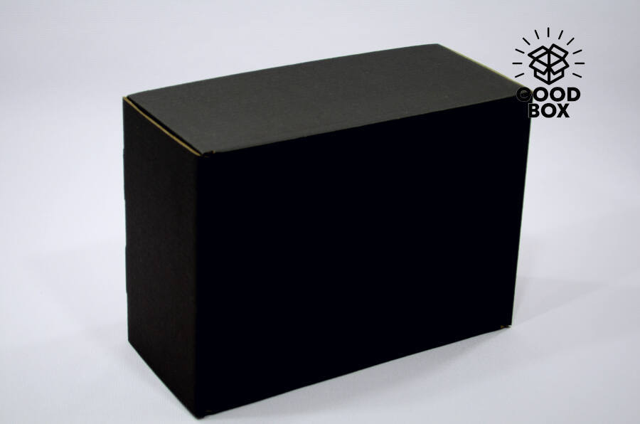 Большая черная подарочная коробка купить в Казахстане