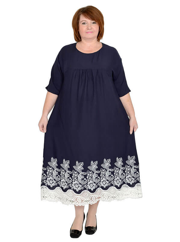Платье Барышня штапель