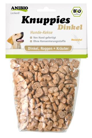 """""""Knuppies Dinkel"""" Хрустящие кексы со спельтой"""