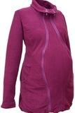 Слингокуртка для беременных 00901 лиловый