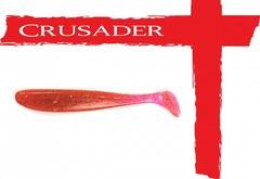 Виброхвост Crusader No.06 80мм, цв.010, 10шт.