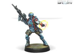 Locust Hacker (вооружен Breaker Combi Rifle)