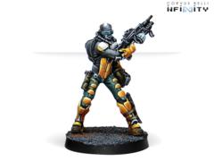 Celestial Guard (вооружен Combi Rifle + Light Smoke Grenade Launcher)