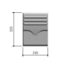 ZL80 Блок управления для приводов 24 В с энкодером Came