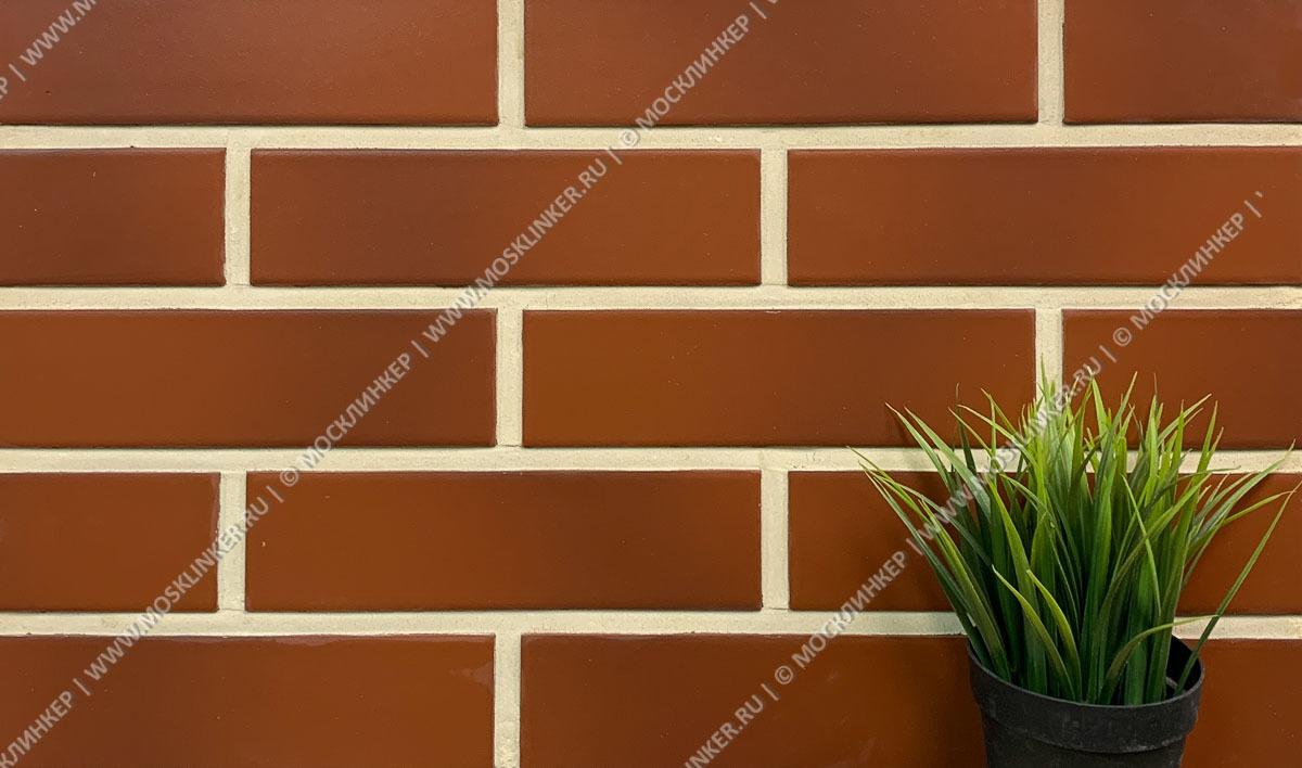 Paradyz - Cloud Rosa, гладкая, 24,5х6,5 - Клинкерная плитка для фасада и внутренней отделки