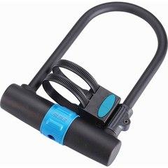 Велозамок BBB U-vault   250mm x 170mm PLUS BRACKET ключевой