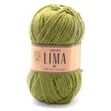 Пряжа Drops Lima 0705 оливковый меланж