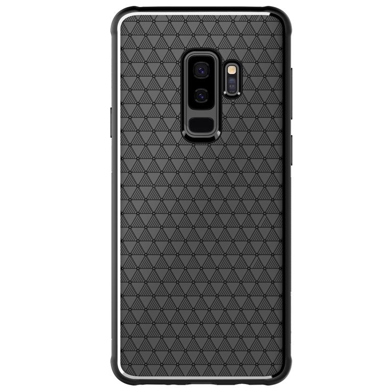 Чехлы Чехол Nillkin Weave Case для Samsung Galaxy S9+ 黑2.jpg