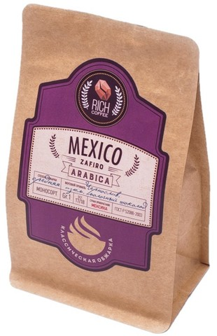 Мексика SHG
