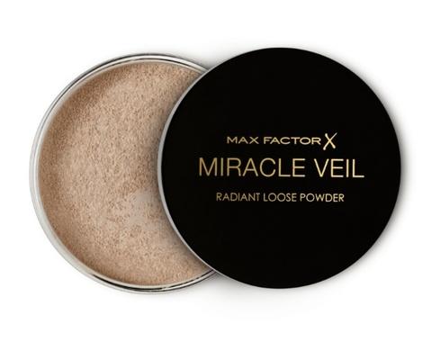 Max Factor  Miracle Veil Radiant Loose Powder Пудра бесцветная рассыпчатая