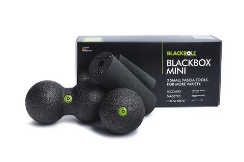 Массажный набор BLACKROLL® BLACKBOX MINI