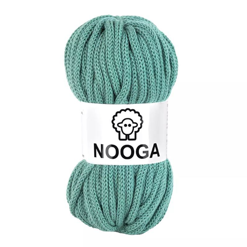 Теплый шнур Nooga Nooga Пыльная мята пм.JPG