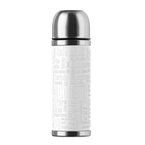 Термос Emsa Senator Sleeve (1 литр), белый