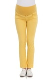 Брюки для беременных 02797 желтый