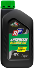 17461N RUSEFF Антифриз ANTIFREEZE Balance G11 40 (1кг)