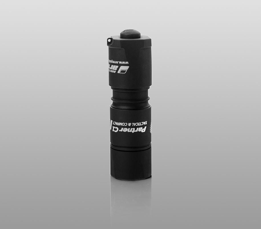 Тактический фонарь Armytek Partner C1 (тёплый свет) - фото 6