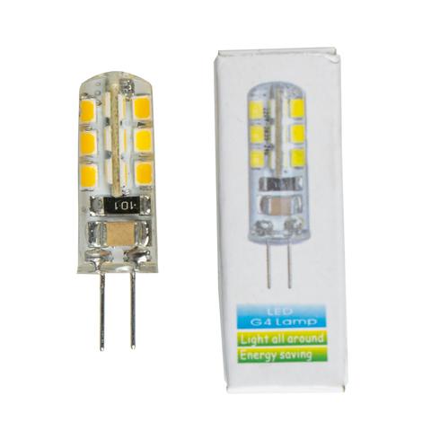 Светодиодная лампа Altalusse G4 2W 3000 К 220V (G4 bulbs 2W 220V)