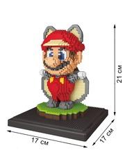 Конструктор Wisehawk Супер Марио Летучая мышь 1595 деталей NO. 2498 Mario bat Gift Series