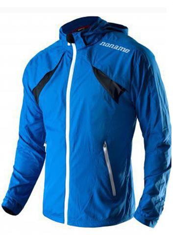 Куртка беговая Noname Nero 13, blue