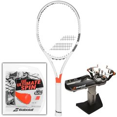 Ракетка теннисная Babolat Pure Strike VS + струны + намотки / 101280