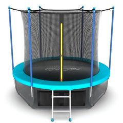 Батут EVO JUMP Internal 8ft (Wave)+нижняя сесть