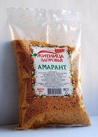 Амарант (семена), 300 г. (Житница здоровья)