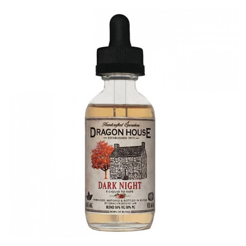 Жидкость Dragon House 60 мл Dark Night