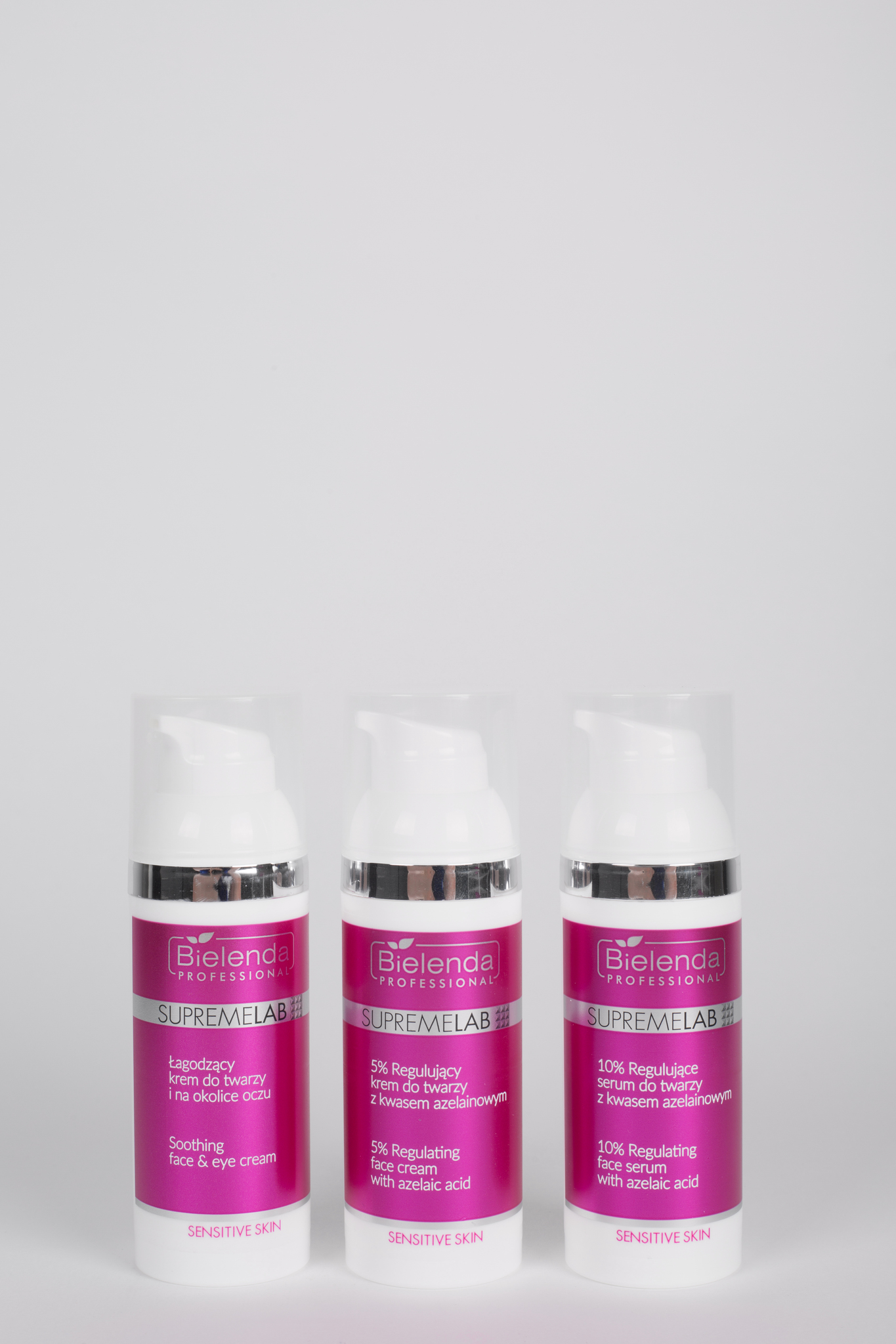SENSITIVE SKIN 5% регулирующий крем для лица с азелаиновой кислотой, 50 мл.