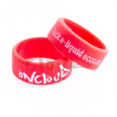Вейп-бенд OnCloud красный