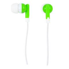 Наушники Perfeo PF-NNM, зеленые