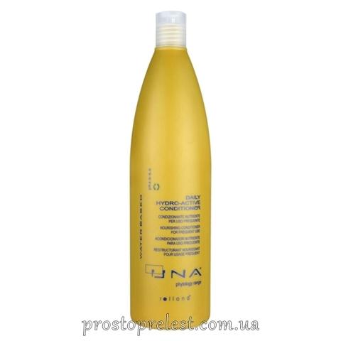 Rolland Una Daily Hydro-Active Conditioner - Кондиционер гидровосстанавливающий для всех типов волос