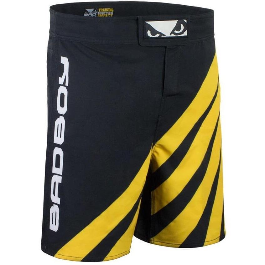 Шорты Шорты для MMA Bad Boy Training Series Impact Shorts Black/Yellow Шорты_для_MMA_Bad_Boy_Training_Series_Impact_Shorts_BlackYellow.jpg