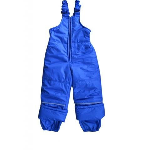 Полукомбинезон синий детский