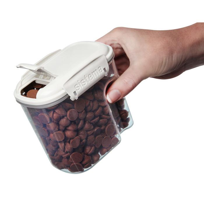 "Контейнер пищевой Sistema ""BAKE-IT"" 645 мл"