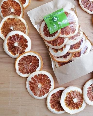 Грейпфрут сушёный с кожурой, 40 г
