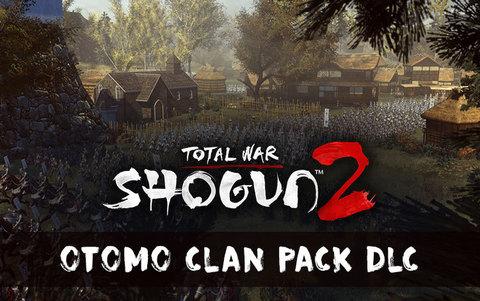 Total War : Shogun 2 - Otomo Clan Pack DLC (для ПК, цифровой ключ)