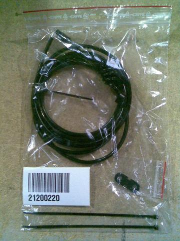 21200220 Кабель для индикатора мастита MK2 8 В