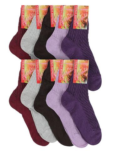 32 носки женские, цветные (10шт)