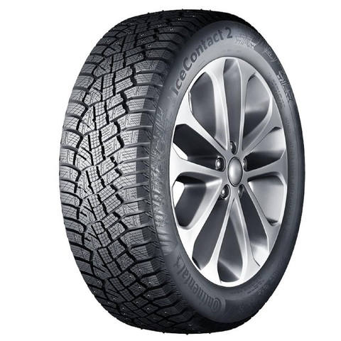 Continental IceContact 2 SUV R19 245/50 105T шип