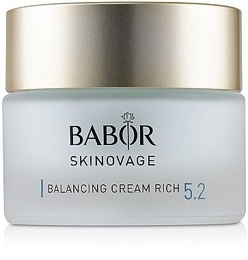 Крем Babor Skinovage Balancing Cream Rich 5.2 50ml