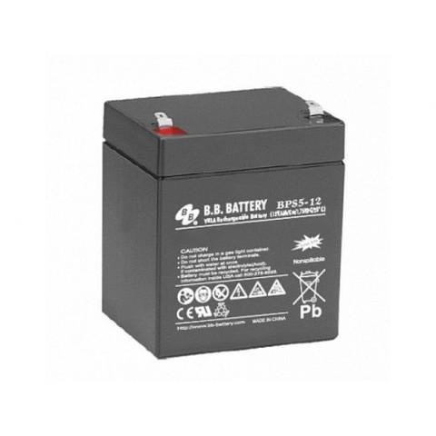 Аккумулятор BB Battery BPS 5-12