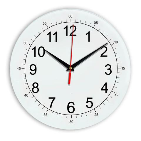 Настенные часы Ideal 922 белые