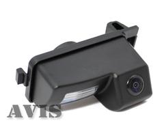 Камера заднего вида для Infiniti G35 Avis AVS321CPR (#062)